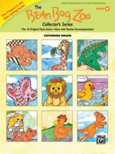 Bean Bag Zoo Collectors Series a
