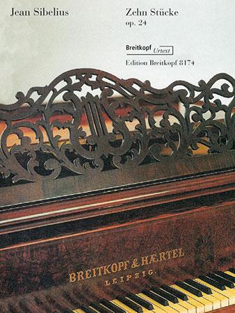 Ten Pieces, Op. 24