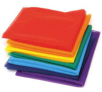 Scarves Make-a-Rainbow