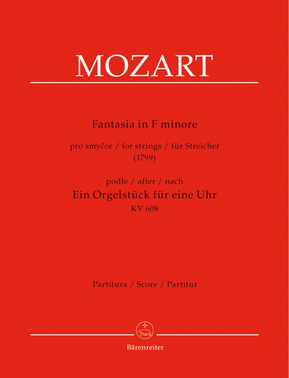 Fantasia in F Minor for Strings