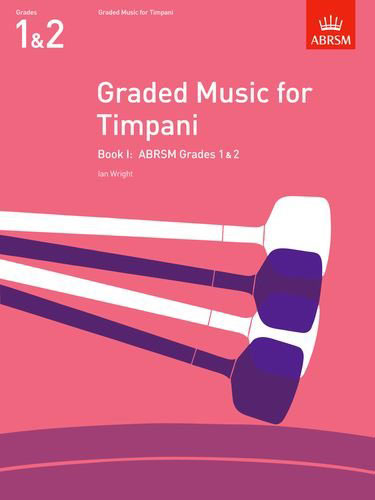 Graded Music for Timpani No. 1
