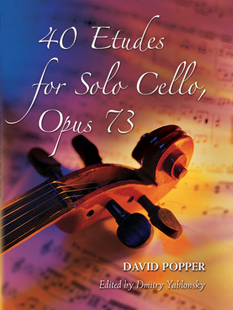 40 Etudes for Solo Cello, Op. 73