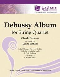 Debussy Album