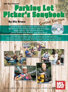 Parking Lot Picker's Songbook: Guitar