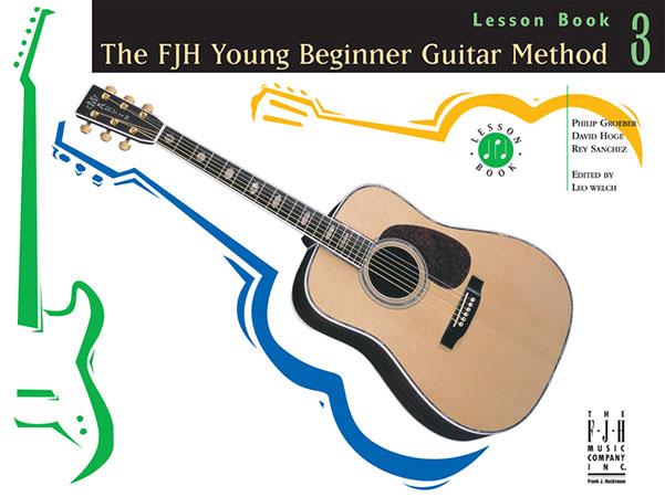 FJH Young Beginner Guitar Method, Book 3