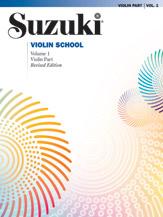 Suzuki Violin School, Vol. 1