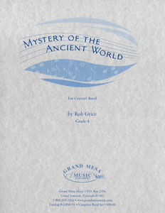 Mystery of the Ancient World