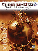 Christmas Instrumental Solos: Popular Songs