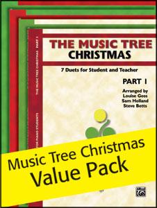 Music Tree Christmas