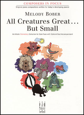 All Creatures Great but Small
