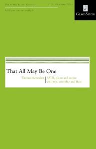 That All May Be One