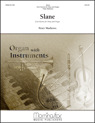 Hymns for Harp and Organ No. 1