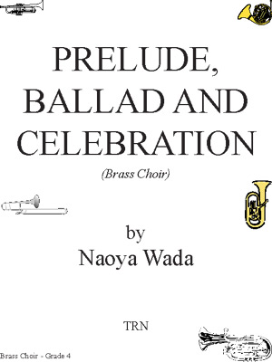 Prelude Ballad and Celebration