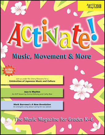 Activate Magazine April 2008-May 2008