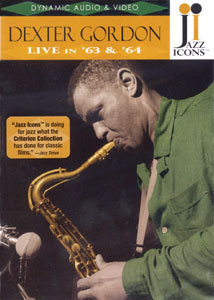 Dexter Gordon Live in '63 and '64
