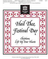 Hail Thee, Festival Day