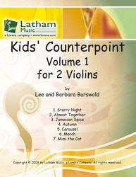 Kids' Counterpoint Vol. 1