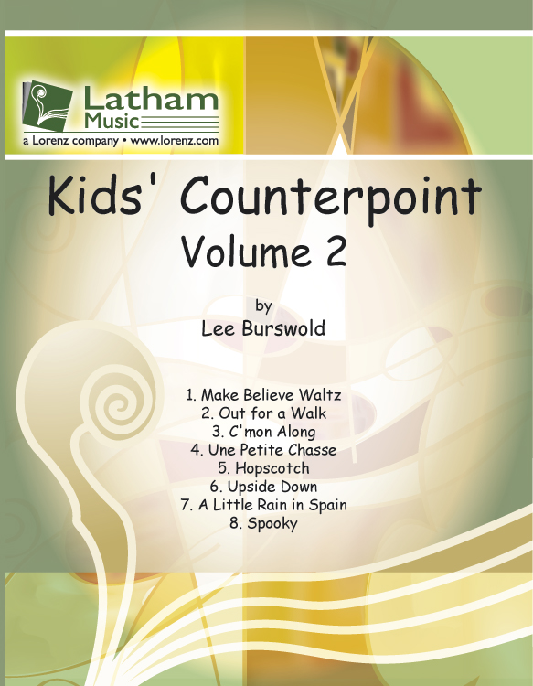 Kids' Counterpoint Vol. 2