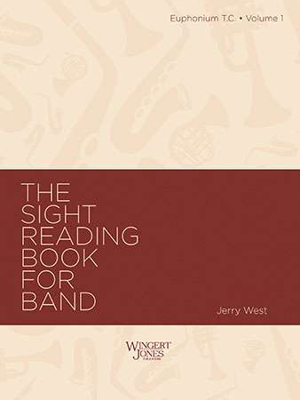 The Sight-Reading Book for Band, Vol. 1 Cover