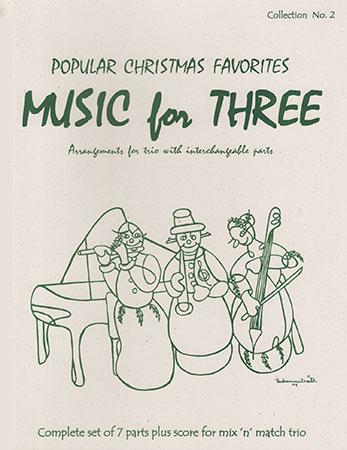 Music for Three No. 2 Christmas