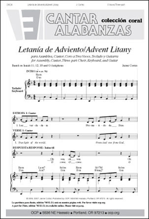 Advent Litany