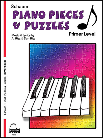 Piano Pieces and Puzzles