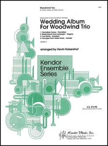 Wedding Album for Woodwind Trio
