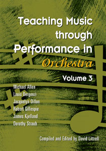 Teaching Music Through Performance in Orchestra, Vol. 3