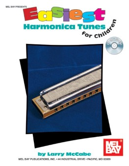 Easiest Harmonica Tunes for Children