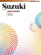 Suzuki Bass School, Vol. 4