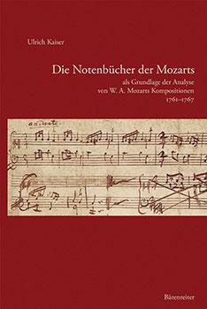Die Notenbucher Der Mozarts