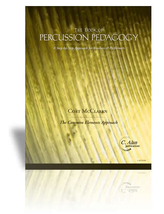 The Book of Percussion Pedagogy