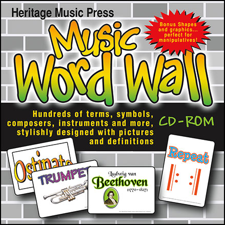 Music World Wall CD-Rom