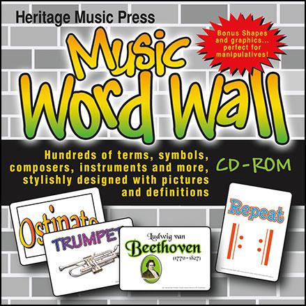 Music World Wall CD-Rom