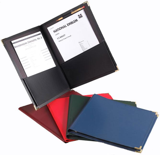 Model 3502 Instrumental Folder