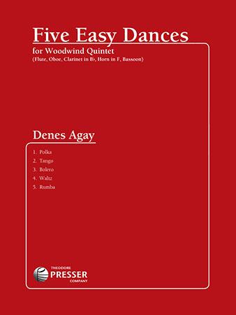 Five Easy Dances-Woodwind Quintet