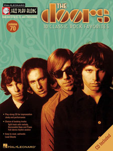 Jazz Play-Along Volume  70-The Doors