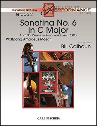 Sonatina No. 6 in C Major