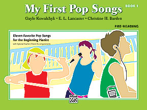 My First Pop Songs