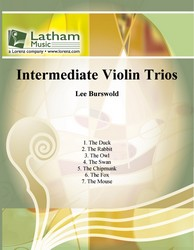 Intermediate Violin Trios