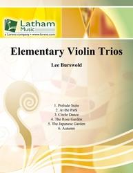 Elementary Violin Trios