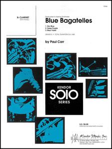 Blue Bagatelles