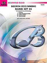 Belwin Beginning Band Kit No. 4