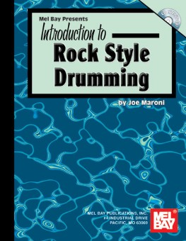 Introduction to Rock Style Drumming