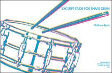 Excerpt Etude for Snare Drum