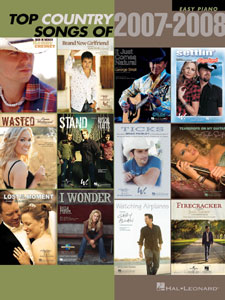 Top Country Songs of 2007-2008