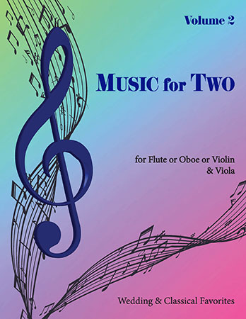 Music for Two No. 2 Wedding and Classical