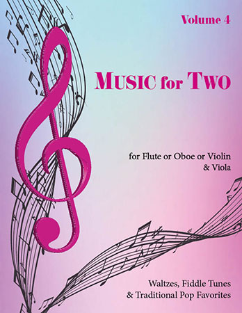 Music for Two No. 4 Waltzes and Fiddle Tunes