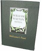 Belshazzar's Feast Full Score