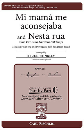Two Latin American Folk Songs